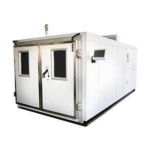 光伏湿冻试验箱 太阳能光伏组件湿冻试验设备 光伏组件测试箱